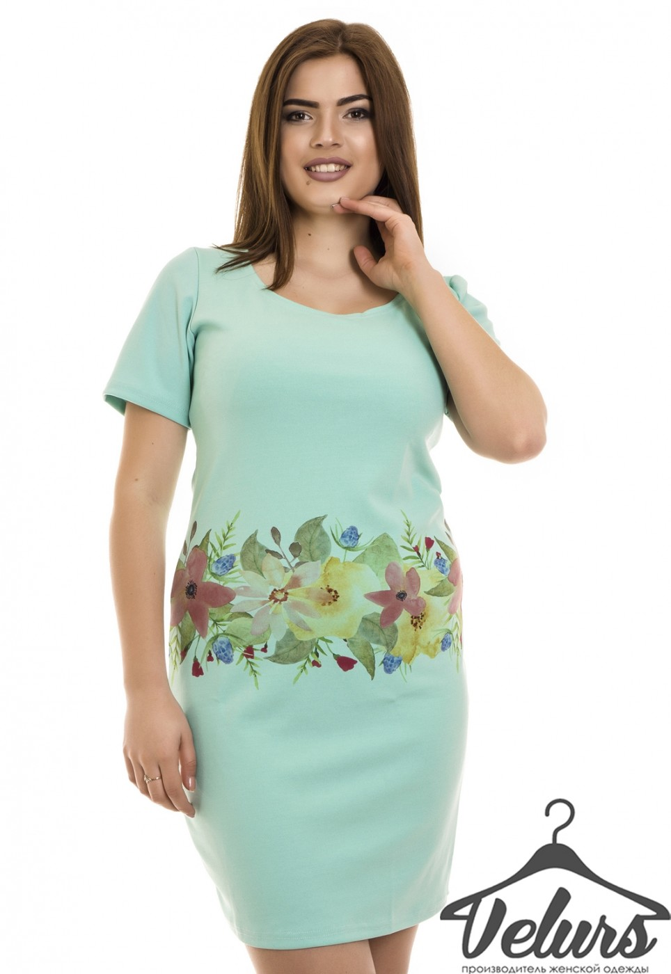 Velurs: Платье 212126 - фото 14