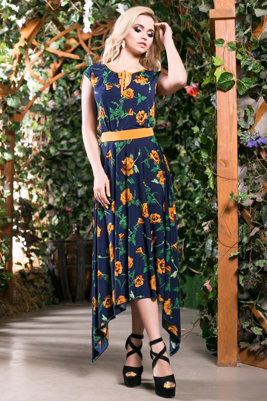 Seventeen: Платье 628.1374 - фото 1
