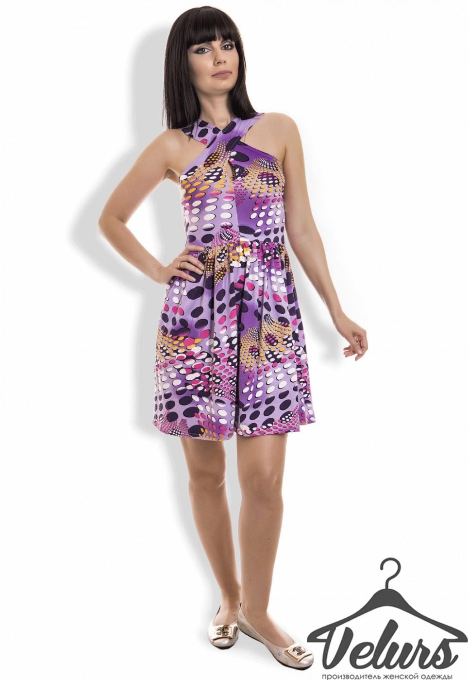 Velurs: Платье 21962 - фото 10