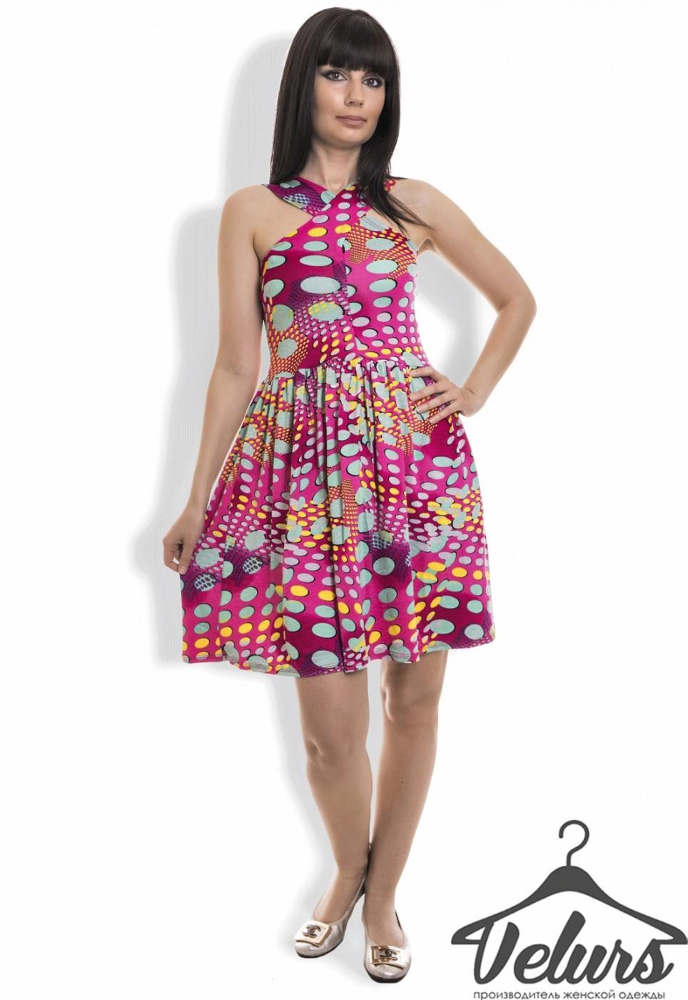 Velurs: Платье 21962 - фото 4