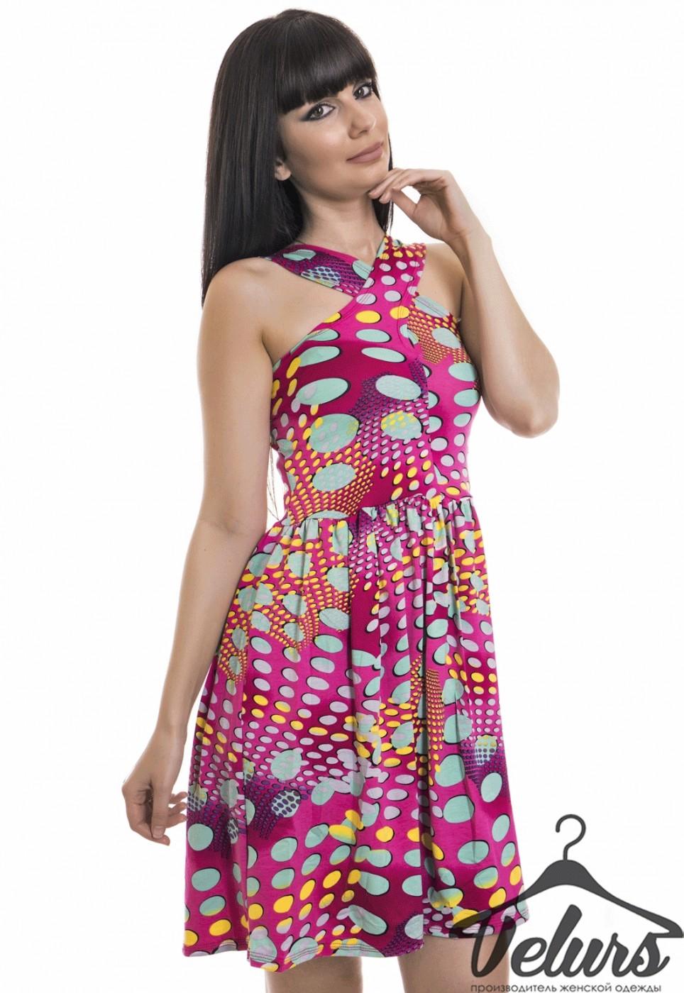 Velurs: Платье 21962 - фото 5