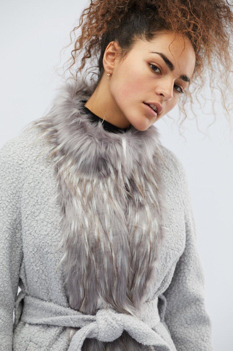 X-Woyz: Зимнее пальто LS-8765-4 - фото 1