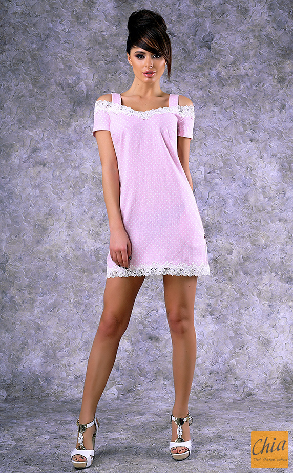 Как удлинить платье из льна