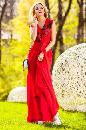 Jadone Fashion: Платье Фико М-6 - фото 1