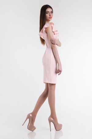 Cocoon: Платье Ornella-powder - фото 2