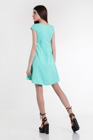 Cocoon: Платье Fairy-mint - фото 2