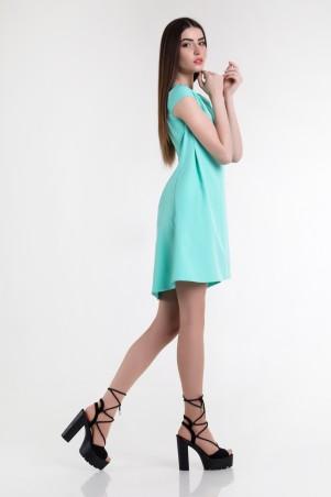 Cocoon: Платье Fairy-mint - фото 3