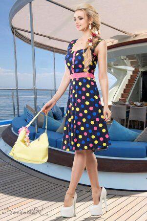 Seventeen: Платье 641.1456 - фото 1