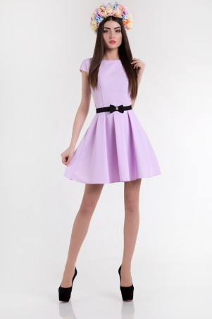 Cocoon: Платье Bliss-lavender - фото 1