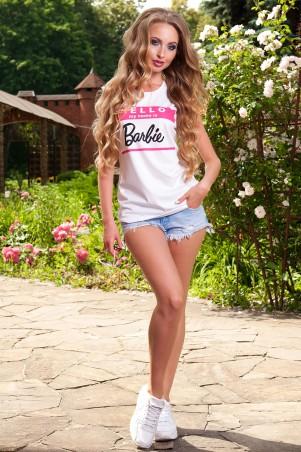 "Fognar: Футболка ""Barbie style"" 712 - фото 1"