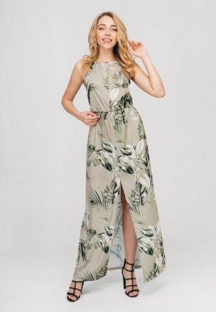 Bessa: Макси-платье с принтом 1810 - фото 1