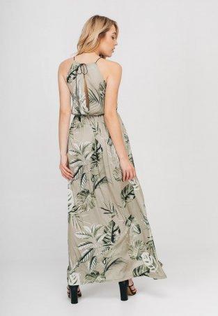 Bessa: Макси-платье с принтом 1810 - фото 2