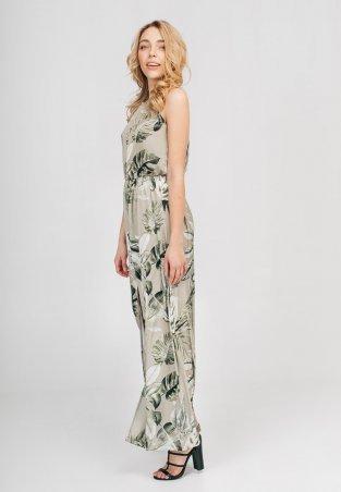 Bessa: Макси-платье с принтом 1810 - фото 3
