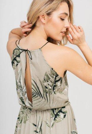Bessa: Макси-платье с принтом 1810 - фото 5