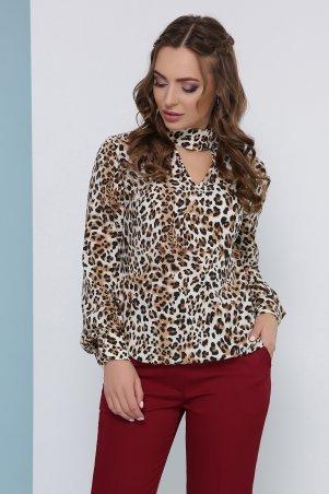 MarSe: Блуза 1824 бежевый - фото 1