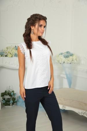 Denin: Блуза 1055-WT - фото 2