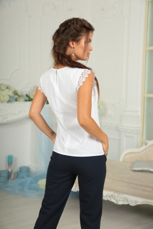 Denin: Блуза 1055-WT - фото 3