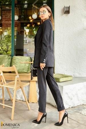 Domenica: Вельветовый брючный костюм - Р 2575 Р2575 - фото 21