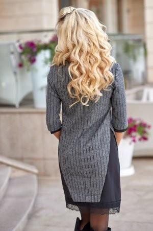 Bisou: Трикотажное теплое платье 7853 - фото 4