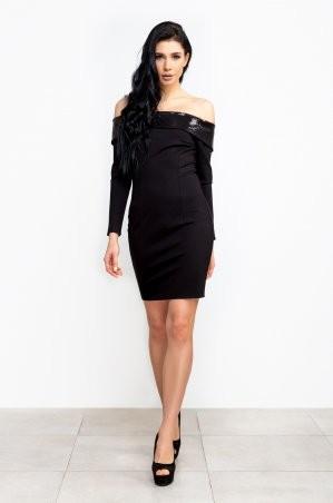 Zuhvala: Платье Варнава черный - фото 1