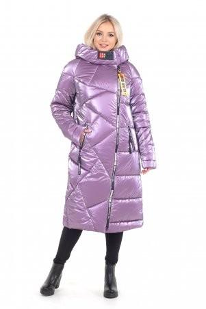 Vicco: Пальто женское зимнее DAKOTA OFF (цвет сиреневый) 2427 - фото 1