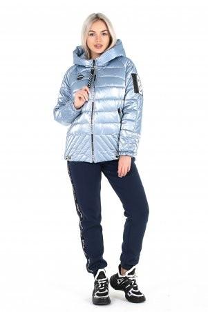 Vicco: Куртка женская весенняя ELIZA (цвет голубой) 2431 - фото 1