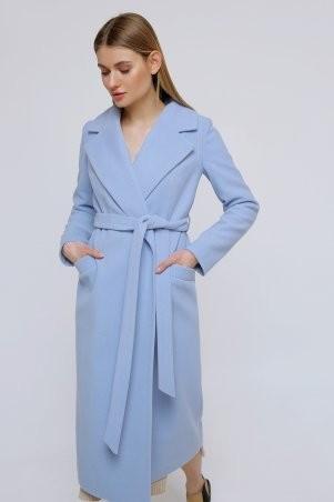 """Cardo: Пальто """"ADALIS"""" голубой CRD1806-02011 - фото 1"""