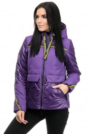 A.G.: Демисезонная куртка «Матиса» 277 фиолет - фото 2