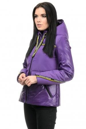 A.G.: Демисезонная куртка «Матиса» 277 фиолет - фото 3
