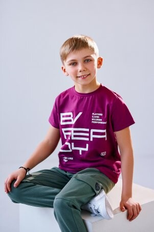 Stimma: Детская футболка Харли 4927 - фото 1