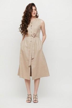 "Cardo: Платье ""BLANCHE"" бежевый CRD2004-0151 - фото 1"