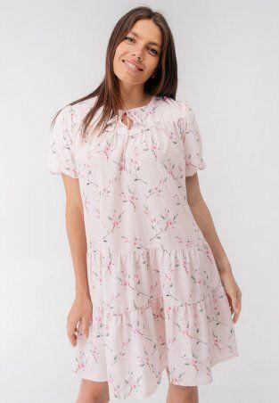 Bessa: Платье с кокеткою и воланами 1528 - фото 1