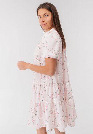 Bessa: Платье с кокеткою и воланами 1528 - фото 2