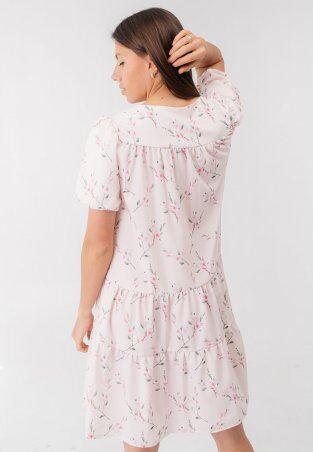 Bessa: Платье с кокеткою и воланами 1528 - фото 4