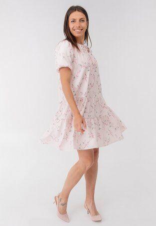 Bessa: Платье с кокеткою и воланами 1528 - фото 5