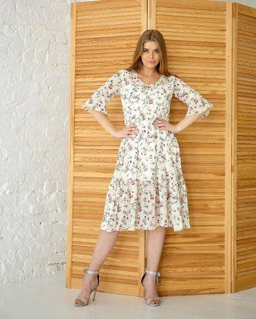 SL-ARTMON: Платье SL-ARTMON 1254.5 - фото 1
