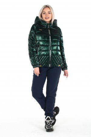 Vicco: Куртка женская ELIZA ( тёмно-зеленый ) 2450 - фото 1