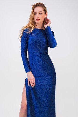 Emass: Платье Пенелопа электрик 1101-119-5 - фото 1