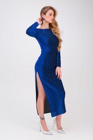 Emass: Платье Пенелопа электрик 1101-119-5 - фото 2