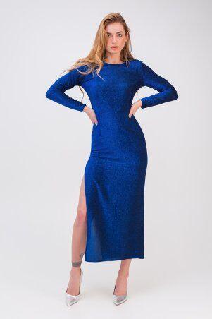 Emass: Платье Пенелопа электрик 1101-119-5 - фото 3