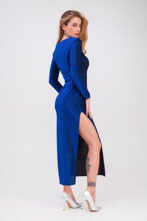 Emass: Платье Пенелопа электрик 1101-119-5 - фото 4
