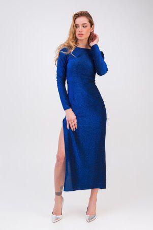 Emass: Платье Пенелопа электрик 1101-119-5 - фото 5