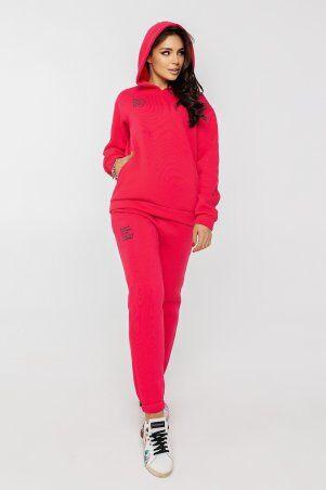 Modna Anka: Спортивный костюм теплый 211717 малиновый 211717 - фото 1