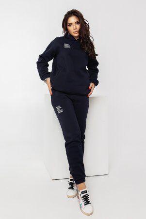 Modna Anka: Спортивный костюм теплый 211717 малиновый 211717 - фото 5