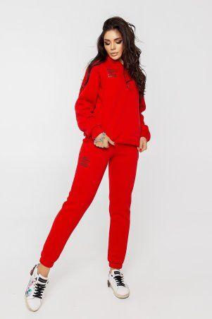 Modna Anka: Спортивный костюм теплый 211717 малиновый 211717 - фото 9