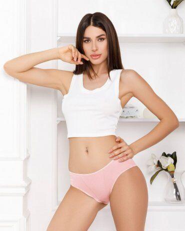 ISSA PLUS: Нижнее белье BL2-67_светло-розовый - фото 1