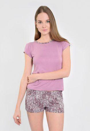 NEL: Пижама футболка шорты 939-92 - фото 1