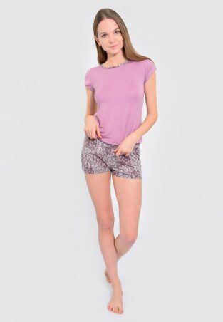 NEL: Пижама футболка шорты 939-92 - фото 2