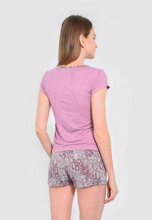 NEL: Пижама футболка шорты 939-92 - фото 3