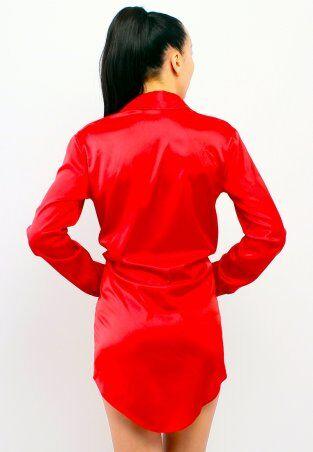 GHAZEL: Шелковое Платье Короткое 17111-72 - фото 10